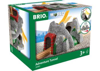 BRIO Tunnel - Adventure Tunnel