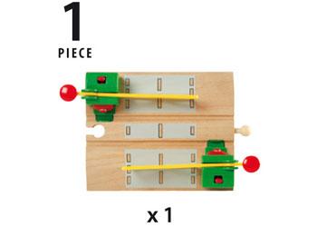 BRIO - Magnetic Action Crossing