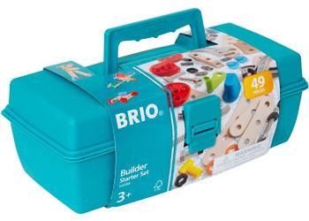 BRIO Builder - Starter Set, 49 pieces