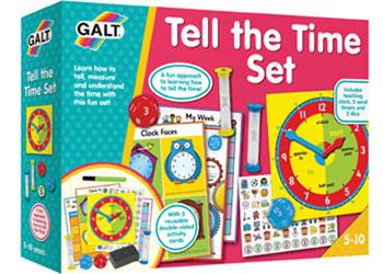 Galt – Tell the Time