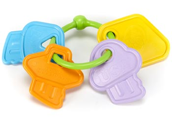 Green Toys – First Keys