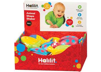 Halilit – Animal Shape Shakers CDU20