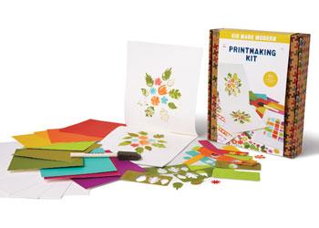 Kid Made Modern - Print Making Kit