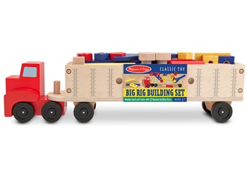M&D – Big Rig Building Set