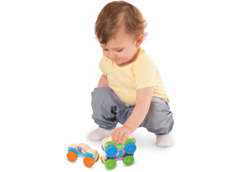 M&D - First Play - Animal Stacking Cars