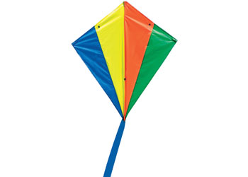 M&D - Rainbow Stunt Kite