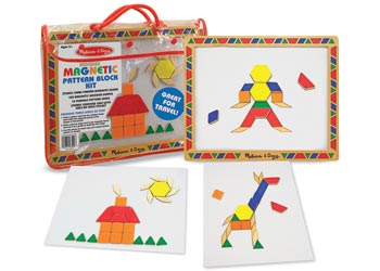 M&D - Magnetic Pattern Block Kit