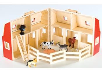 M&D - Fold And Go Barn