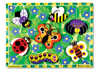 M&D – Bugs Chunky Puzzle