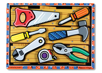 M&D – Tools Chunky Puzzle