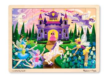 M&D - Fairy Fantasy Jigsaw - 48pc