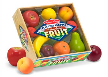 M&D – Play Time Fruit 9 Pieces