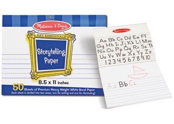 M&D - Storytelling Paper Pad