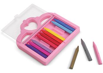 M&D - Crayon Set - Princess