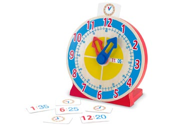 M&D – Turn & Tell Clock