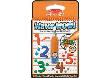 Melissa & Doug - On The Go - Water WOW! - Numbers