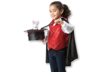 M&D – Magician Role Play Costume Set