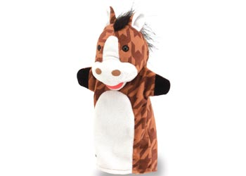 M&D – Hand Animal Puppets – Farm