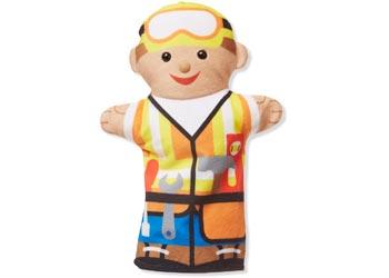 M&D – Jolly Helpers Hand Puppets