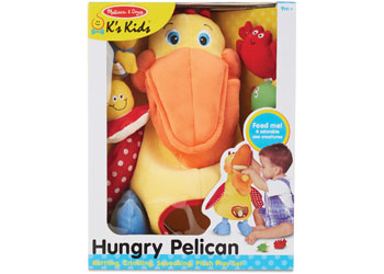 M&D - Hungry Pelican