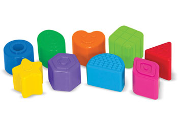 M&D - Take-Along Shape Sorter