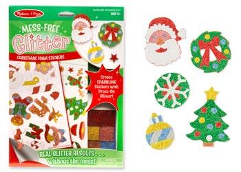 Melissa & Doug - Christmas Holiday Activity Sets - CDU45