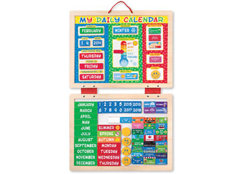 M&D - My Daily Magnetic Calendar