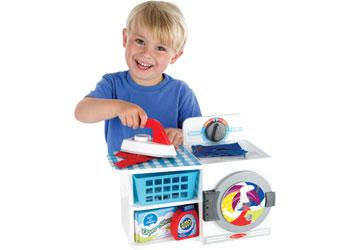 M&D - Let's Play House! Wash, Dry & Iron
