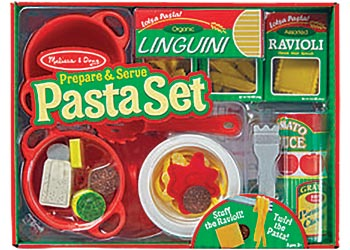 M&D – Prepare & Serve Pasta Set