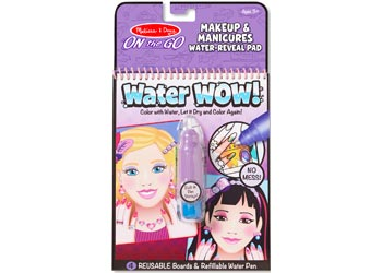 M&D - On The Go - Water WOW! - Makeup & Manicure