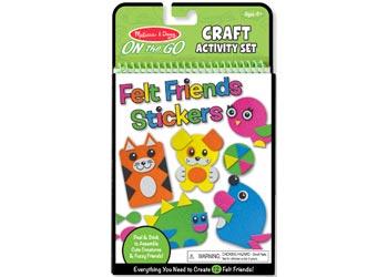 M&D – OTG -CRAFT-FELT FRIENDS