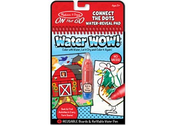M&D – On The Go – Water WOW! – Connect Dots