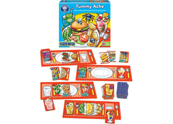 Orchard Game - Tummy Ache