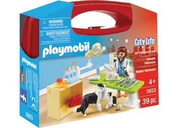 Playmobil – Vet Visit Carry Case