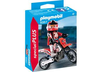 Playmobil - Motocross Driver