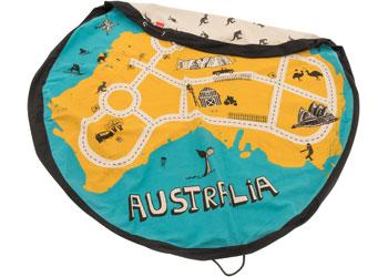 Play&Go - Toy Storage Bag - Australia Map