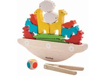 PlanToys – Balancing Boat
