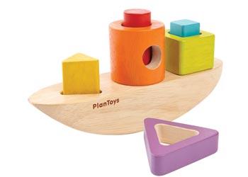 PlanToys – Sorting Boat