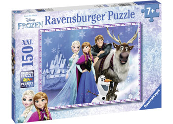 Ravensburger - Disney Friends at the Palace Puzzle 150pc