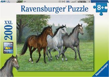 Ravensburger - Wild Trifecta Puzzle 200pc