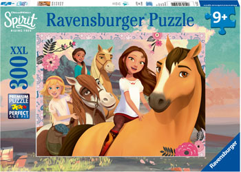 Rburg - Spirit Adventure on Horses Puz 300pc