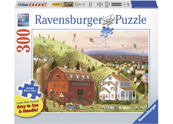 Ravensburger - Let's Fly Puzzle 300pcLF