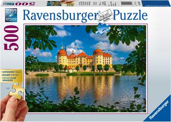 Ravensburger - Moritzburg Castle Puzzle 500pc