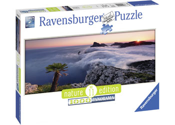 Ravensburger - In a Sea of Clouds Puzzle 1000pc