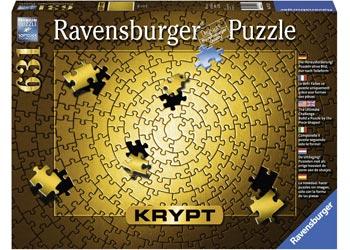 Ravensburger - Krypt Gold Spiral Puz 654pc