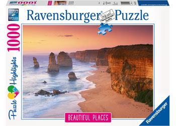 Ravensburger - Great Ocean Road, Australia 1000pc