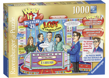 Ravensburger - What If No 21 The Game Show 1000pc