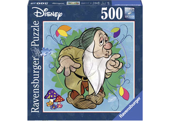 Rburg – Disney Sleepy Puzzle 500pc Square