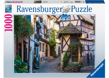 Ravensburger - French Moments in Alsace 1000 pieces
