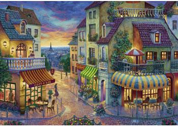 Ravensburger - An Evening in Paris Puzzle 1000pc
